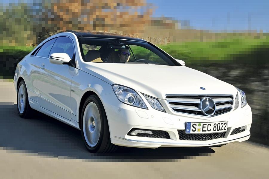 5個不買賓士E200/E250 Coupe雙門跑車的理由,賓士E200/E250 Coupe開箱及價格CP值分析,BENZ E200/E250 C207 coupe價錢計算及中古車行情分析