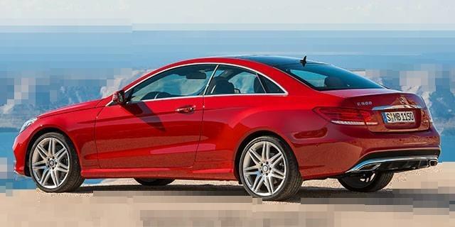 不要買賓士E200/E250 Coupe雙門跑車的理由5:買新車貴但是開幾年後要賣卻會賣不掉