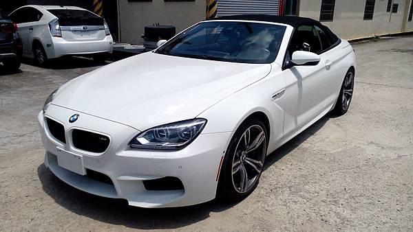 美規新古外匯車BMW M6敞篷跑車馬力、規格、價格,BMW m6開箱介紹。