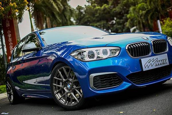 BMW M140i 車頭