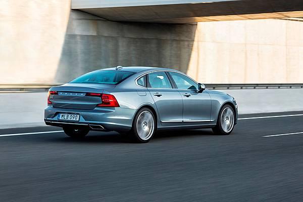 Volvo-S90-車身