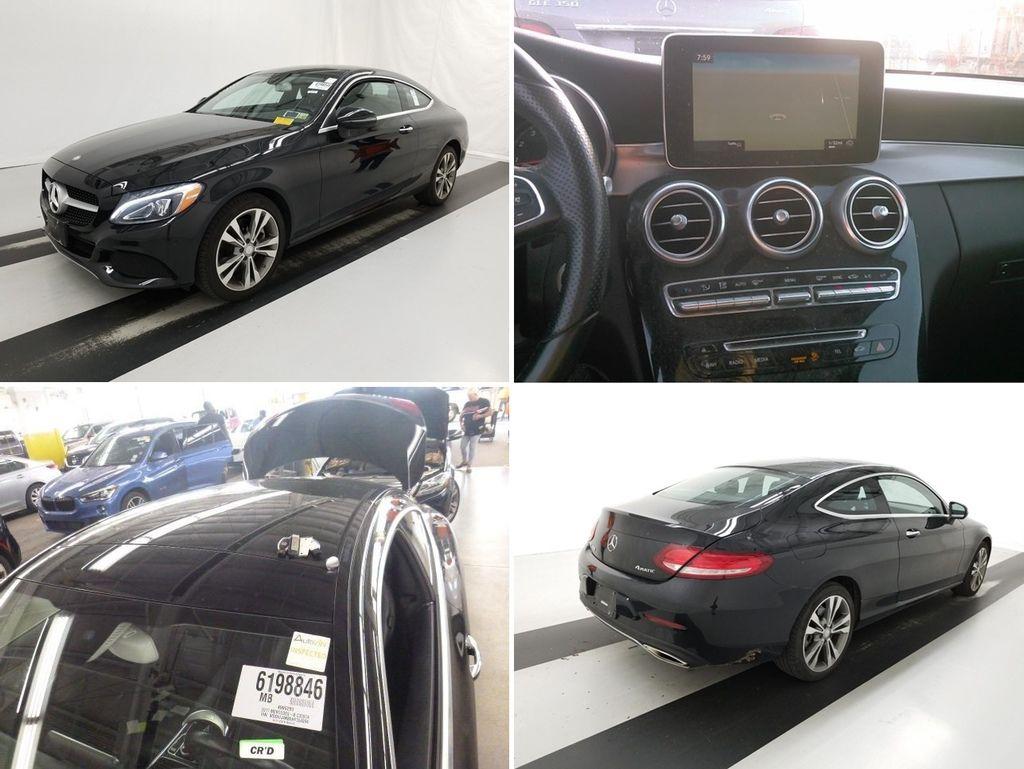 2017 BENZ C300 Coupe 外匯車團購價格$169萬 配備:倒車顯影 盲點偵測 停車輔助 全景天窗 多媒體大螢幕 柏林之音 全景天窗 多媒體大螢幕 柏林之音