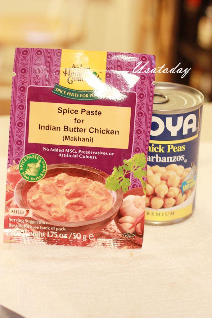 Indian butter chicken 2