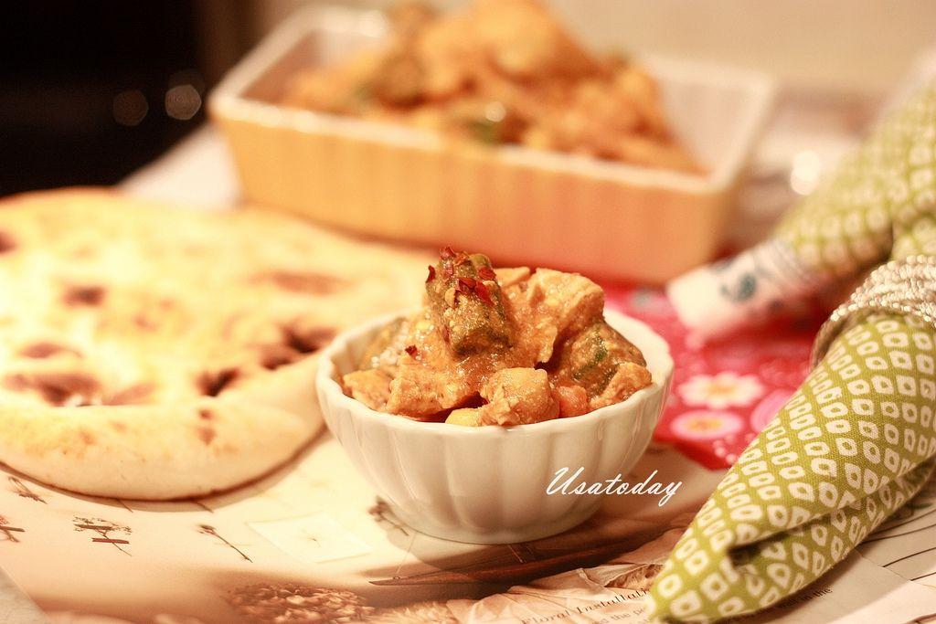 Indian butter chicken 4