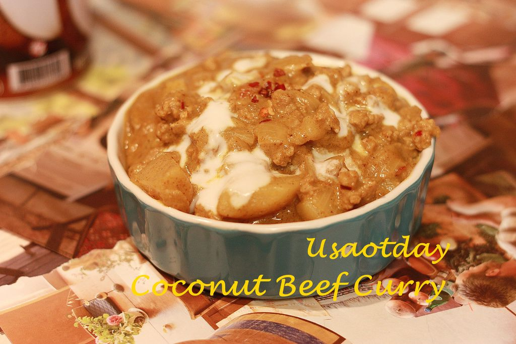 coconut beef curry 1