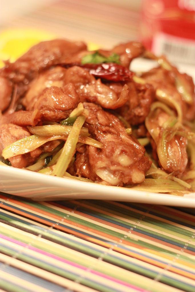 Huadiao Chicken 3