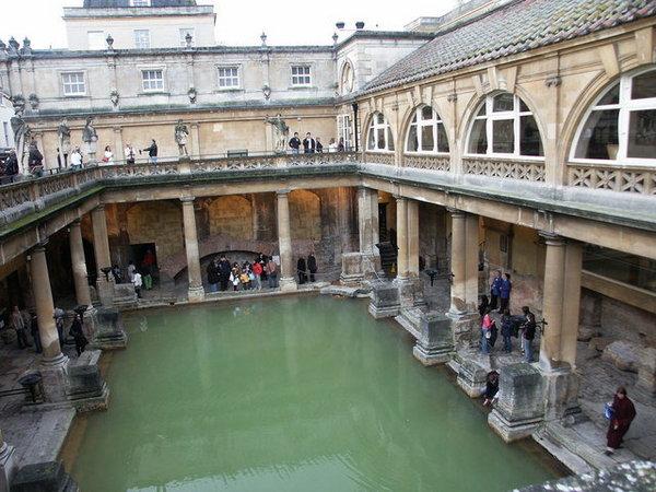 Roman Bath, 12/31