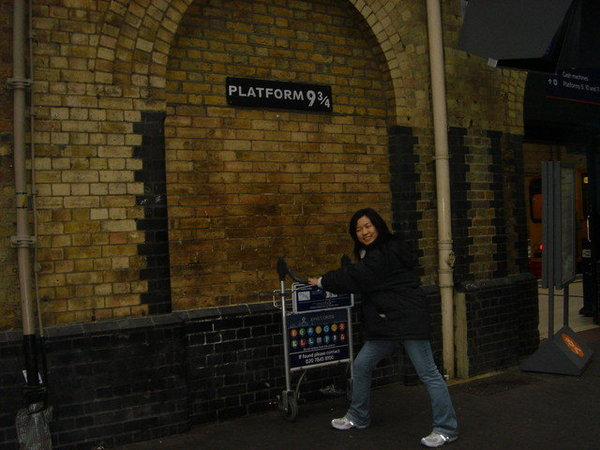 Harry Potter in London,1/1
