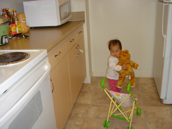0407 Audrey and her toy