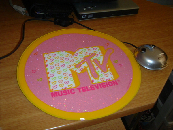 shopping from the MTV store