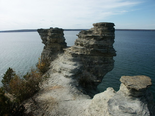 Pictured Rocks, 6/23,2003