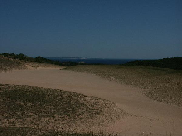 sleeping bear dune, 07/15,2003