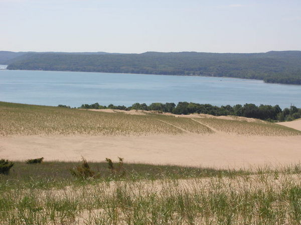 sleeping bear dune, 07/15,2003