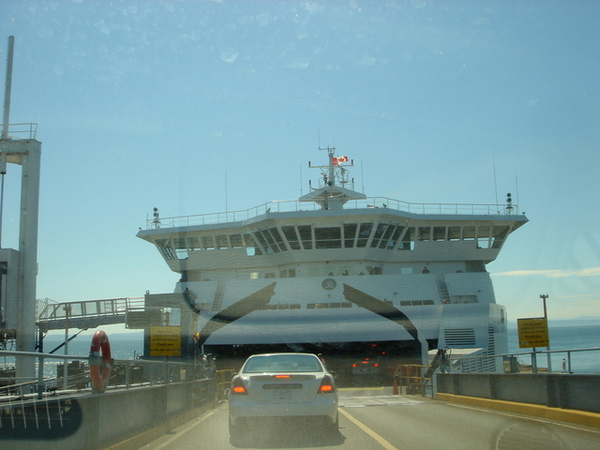 0820 waiting for ferries