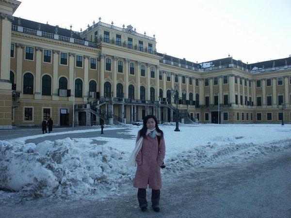 Schonbrunn palace, 2/8