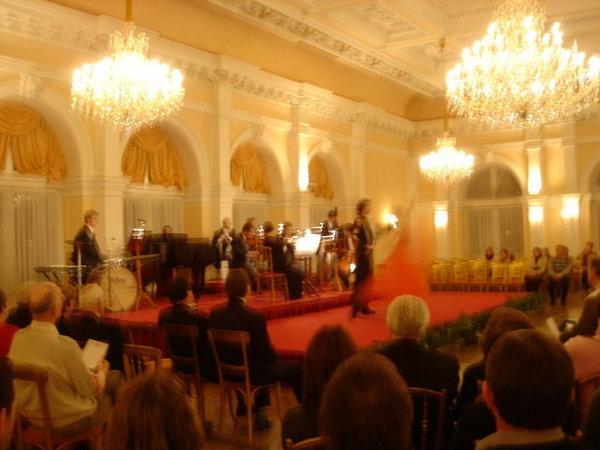 Walzer concert, 2/8