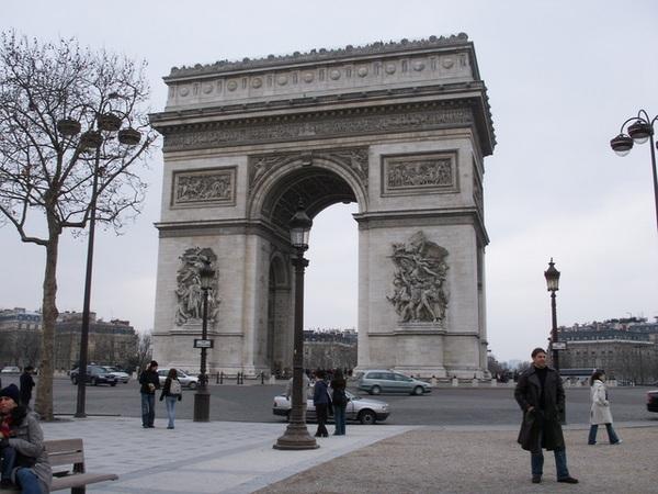0226 Arc de Triomphe