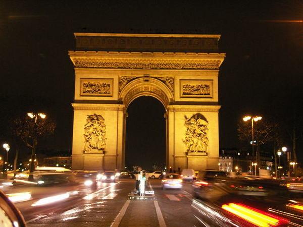 0227 Arc de Triomphe