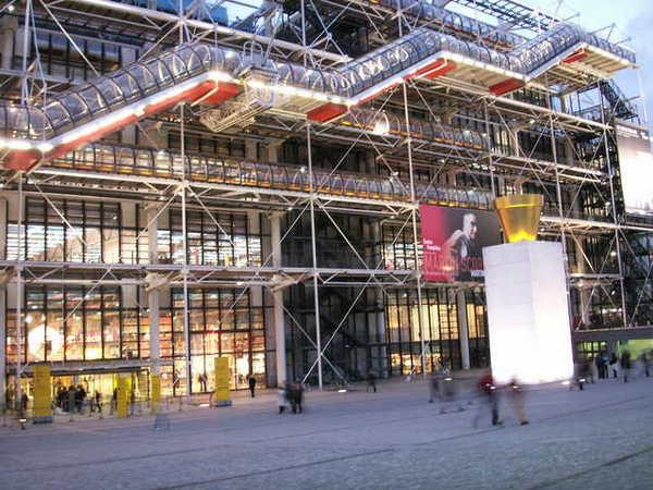 0227 Pompidou Center