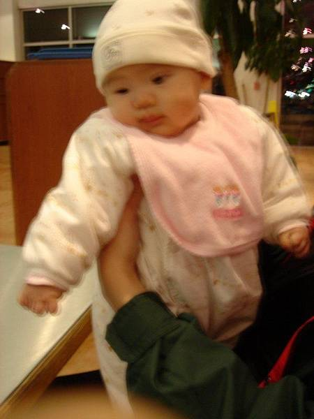 Ining's daughter, 11/26