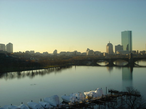 Skyline of Boston, 11/27