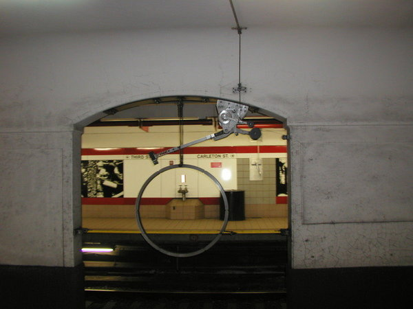 MIT T Station