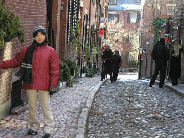 acorn street ,12/2003