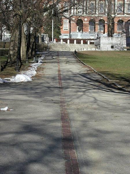 Freedom trail ,12/2003