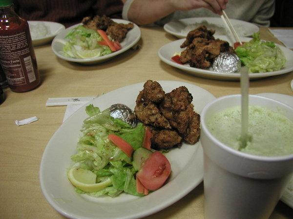 Japanese food,12/2003