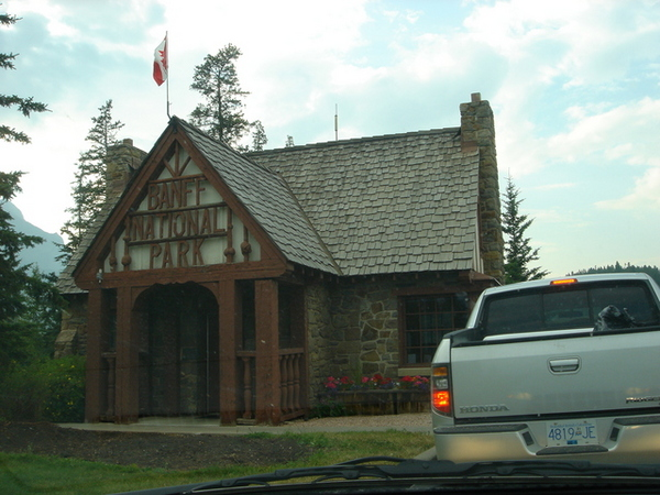 0814 banff national park