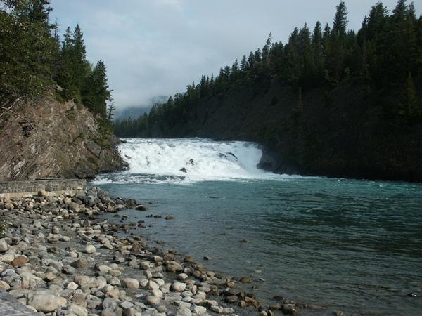0815 Bow Falls
