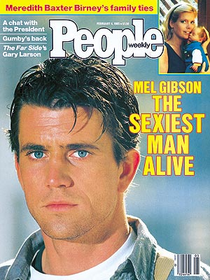 1985Mel Gibson