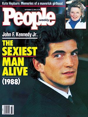1988John F. Kennedy Jr.