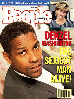 1996Denzel Washington
