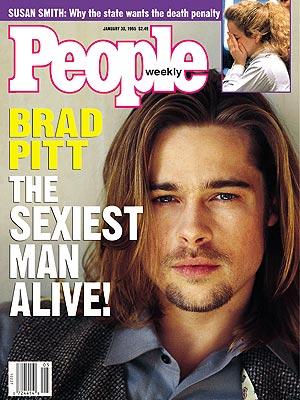 1995Brad Pitt