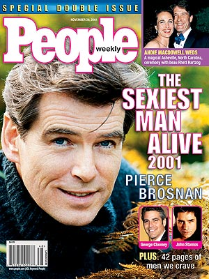 2001Pierce Brosnan