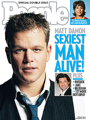 2007Matt Damon