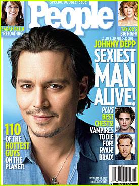 2009Johnny Depp