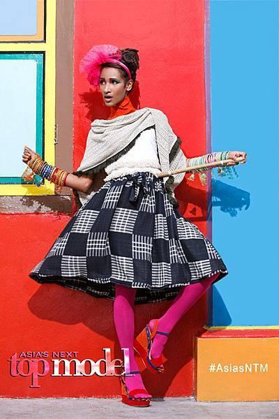 Rachel Erasmus - India