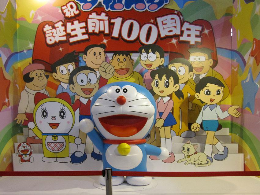 哆啦 A 夢誕生前  100 年特展 07