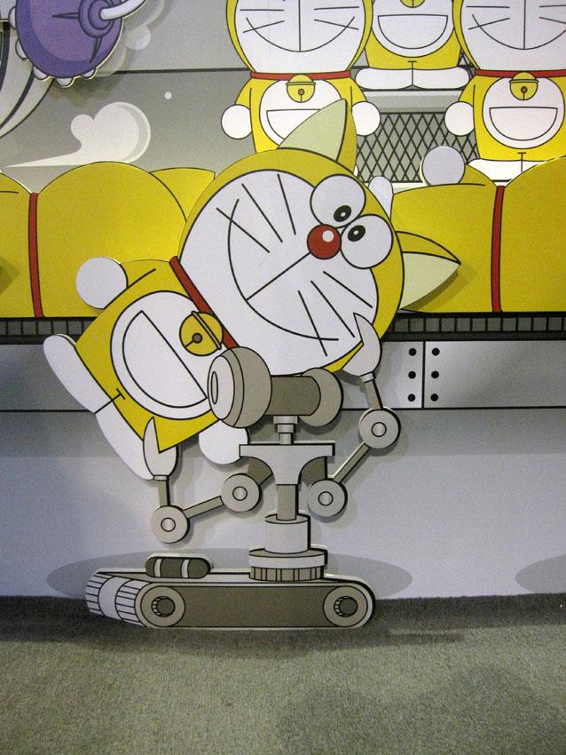哆啦 A 夢誕生前  100 年特展 04