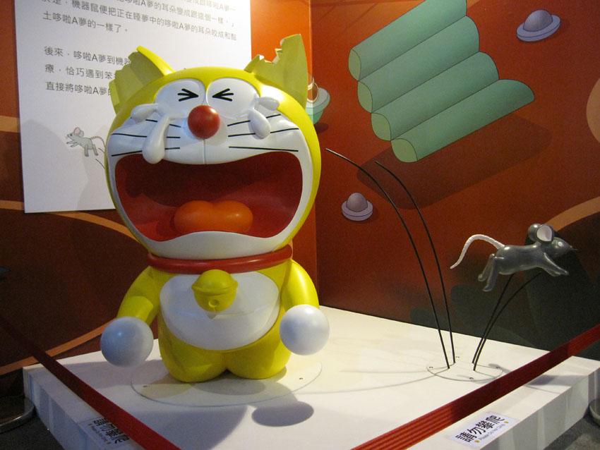 哆啦 A 夢誕生前  100 年特展 05