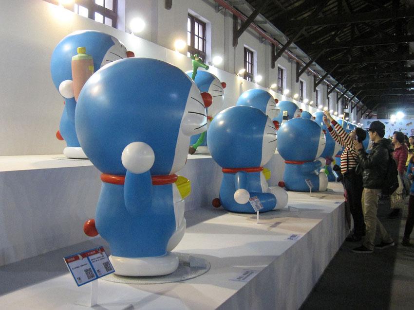 哆啦 A 夢誕生前  100 年特展 08