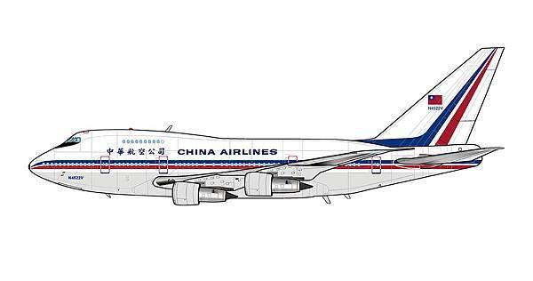 華航 N4522V