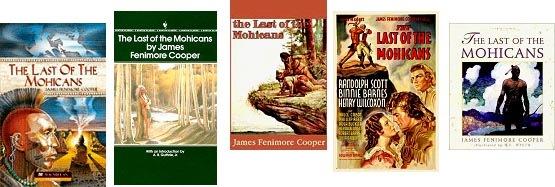 各種小說封面