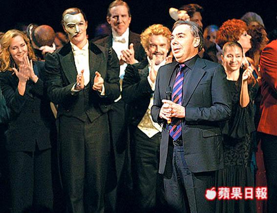 《歌劇魅影》7486場 百老匯破紀錄.jpg