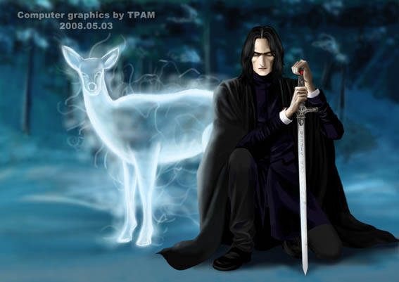 Snape and Patron.jpg