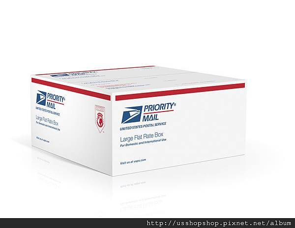 Priority Mail Large Flat Rate Box