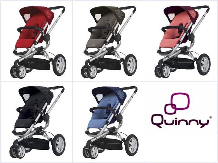 Quinny 2011 Buzz 3 Stroller