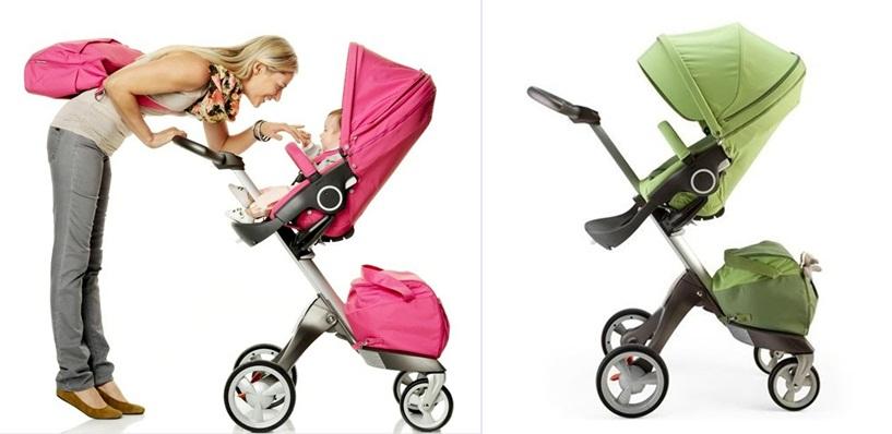 Stokke 2011 XPLORY Stroller (Limited Edition)